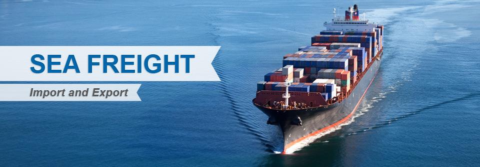 Sea Freight - MASA LOGISTICS FZCO